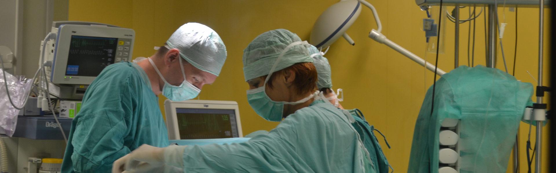 Oddział Kliniczny Chirurgii Ogólnej i Onkologicznej Dzieci i Młodzieży